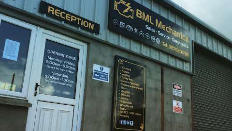 BML Mechanics